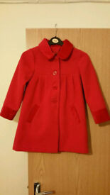 Mother care knee red jacket