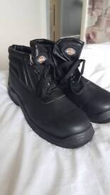 Dickies steel toe capped boots size 11