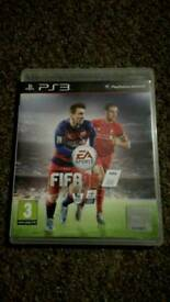 PS3 Fifa 16 Game