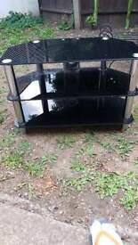 Black Tv stand | great condition!!