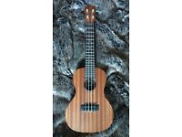 Laka VUC30 Concert Acoustic Sapele Mahogany Ukulele with Laka carry bag all in immaculate condition