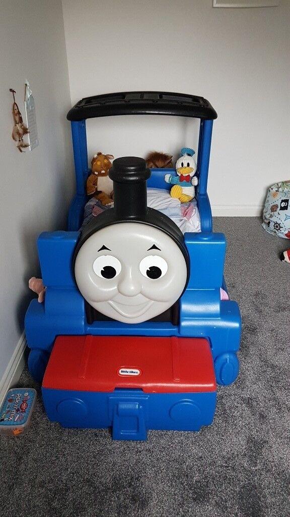 Thomas toddler / child bed