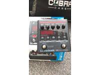 TC Electronic Nova Tap Tempo Delay Guitar Pedal