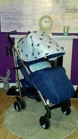 My Babiie Swallow MB51 Pushchair/Stroller