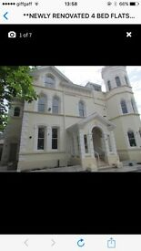 Stunning 4 bedroom apartment connected to grand Manor House. Ideal for students and professionals.