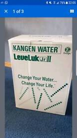 Enagic Kangen Water Ionizer Leveluk JR2 / JRII Brand New Still In Box