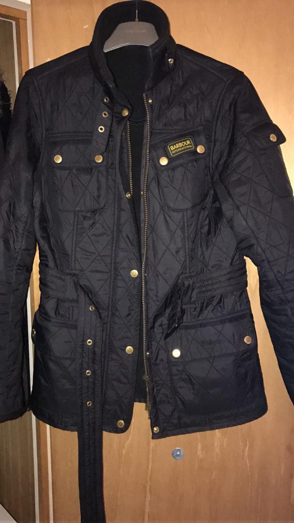 Barbour jacket ladies