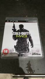 Call of duty MW3 ps3