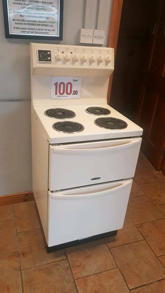High top cooker with warranty also other COOKERS and jobs available