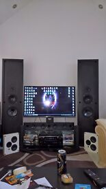 Artcoustic Diablo Monitor Studio Audiophile sound system 5.0