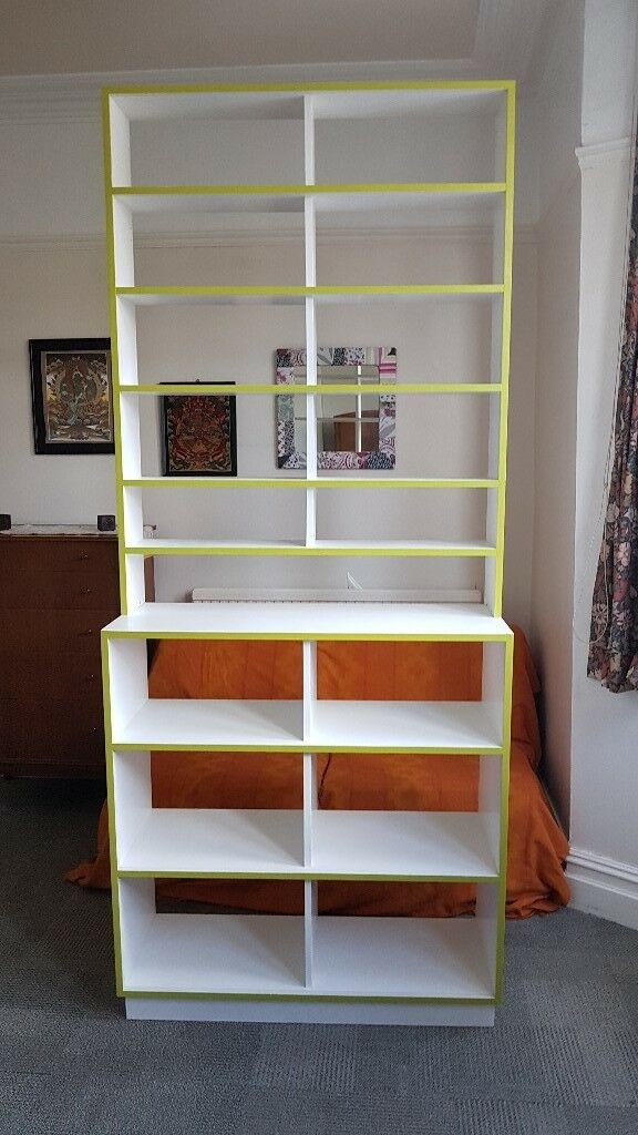 Extra Tall Bookshelf For Paperbacks Large Books And CDs