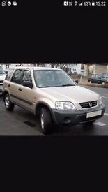 Honda CRV automatic *quick sale*
