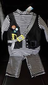 Boys Safe in the Sun Suit M&S Brand New