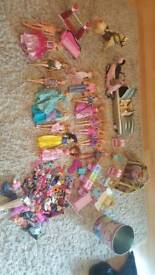 Barbie and Accessories