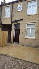 New Completely Refurbished 2 Bedroom Mid Terrace House in Bradford ++ FOR SALE BY OWNER ++