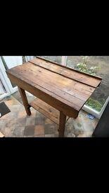 Decorative Work Bench