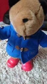 Bear factory Paddington bear