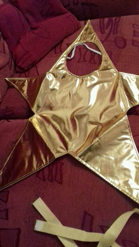 Child's Star costume