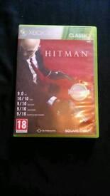 hitman for xbox 360