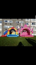 Bouncy Castles for Hire £60!!! Ball pit hire £30!!!