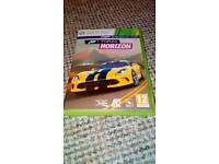Forza horizon xbox 360 game