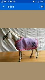 Chad Valley Pony Parade Horse and Coat, Ideal Gift/Present