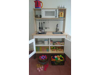 Ikea Kids Play Kitchen PLUS Accessories - Fantastic Condition! - Barely Used