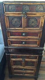 Oriental draws pair SOLD