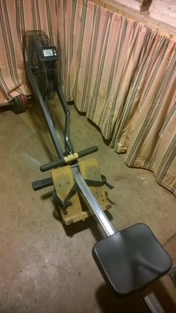 Used Concept 2 Rower >> Concept 2 Model B Rowing Machine Ergometer Pm1 Monitor In Newcastle Tyne And Wear Gumtree