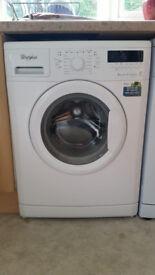 Whirlpool 6th Sense 9Kg 1400 RPM free-standing Washing Machine