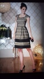 Pepperberry Dress(rrp £75) **BNWT** - size 10 Really Curvy