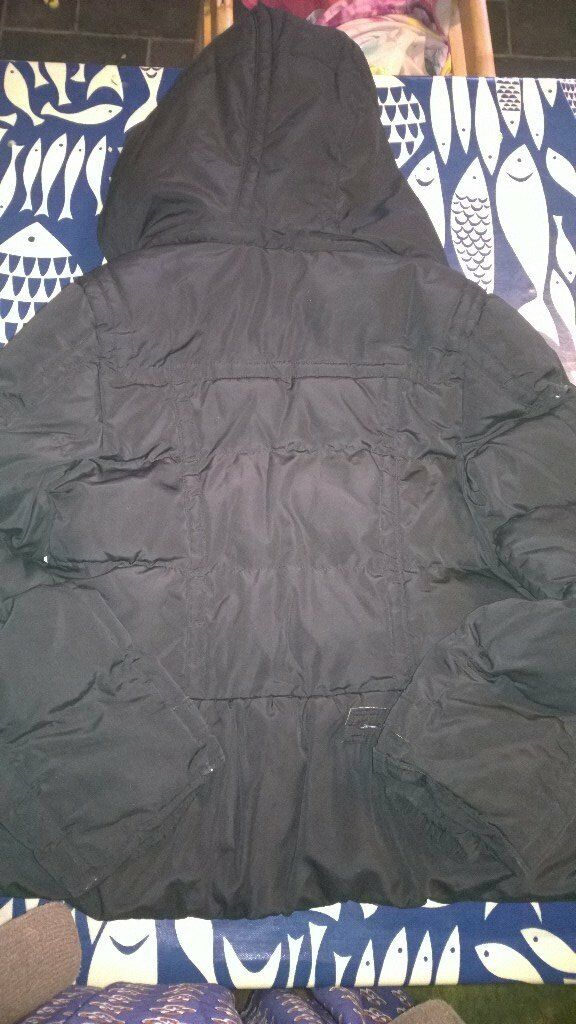girls burberry winter coat age 10