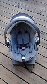 Infant car seat Besafe Izi Go and Isofix base