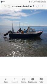 Orkney strikliner 16 plus