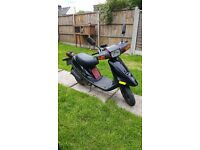 Yamaha jog cy 50 1995 vintage 2 stroke for spares and repairs