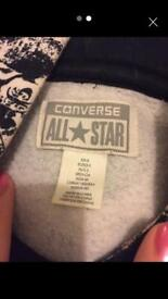 Ladies converse tracksuit size small