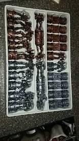 Transformers chess set NEW