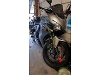 Honda CBR500R 500 Miles
