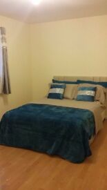 Offering a large double room