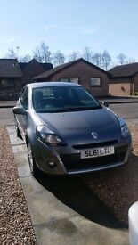 2011 grey Renault Clio for sale