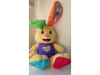 Fisher Price Laugh & Learn Bunny in good clean working condition