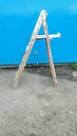 Decorating ladders