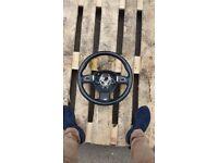 Audi A5 S-Line Steering wheel
