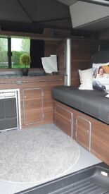 T6 Highline converted campervan. Immaculate condition. 4 berth. Converted by Vanworx.