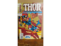 Thor Corps 1993 # 2 Marvel Comics US Excellent Condition.