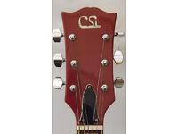 CSL Branded Guitars