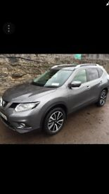 Nissan x trail to buy
