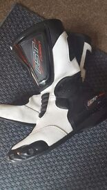 RST Fusion Motorbike Boots Bargain
