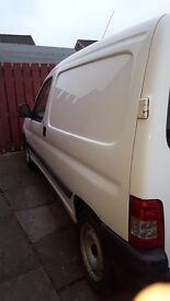 Peugot Partner Diesel Van