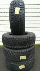 Winter tyres Dunlop winter sport 235/60/17